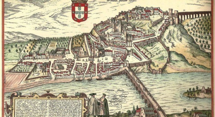 Coimbra, The Middle Ages, The Almedina and The Arrabalde Mediavel