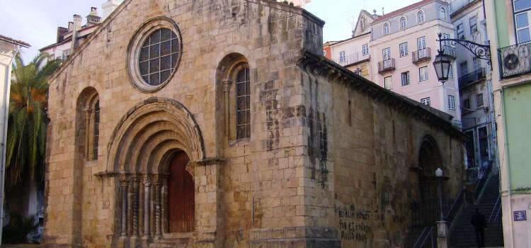 São Tiago Church, in Coimbra