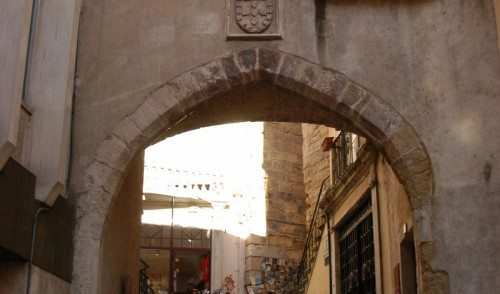 Arch and Tower of the Almedina, The Moorish Gates