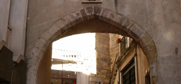 Arch and Tower of the Almedina, The Moorish Gates