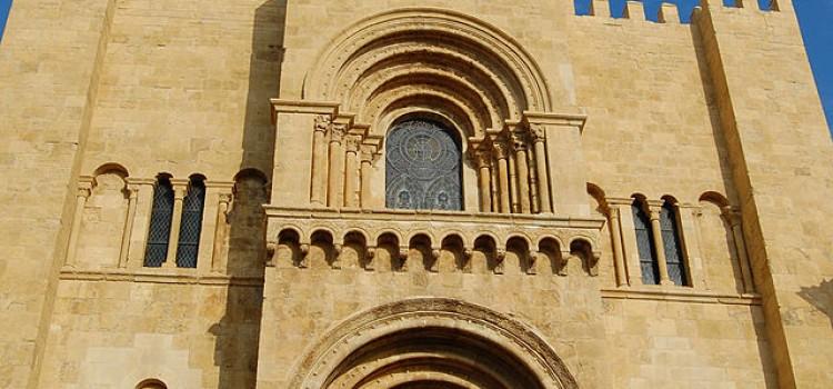 Sé Velha de Coimbra, The Old Cathedral of Coimbra